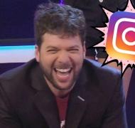 Guido Kaczka abrió una cuenta de Instagram y mirá cuál fue su primera foto.