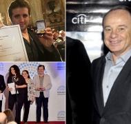 Pablo Codevilla, galardonado en el Congreso por la Asociación Argentina de Actores