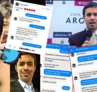 El desopilante tweet de Heredia por el escándalo del periodista Maxi Fourcade. (Foto: Web)