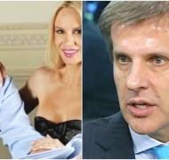 Le hackearon el Twitter a Martín Redrado y publicaron su separación de Luciana Salazar (Fotos: Web)