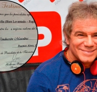 Beto Casella renunció a los Martín Fierro a la radio. Foto: Web.