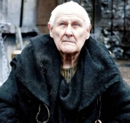 Murió Peter Vaughan, actor de Game of Thrones.