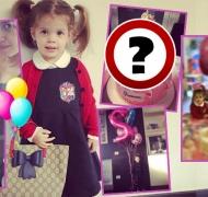Francesca, la hija de Wanda Nara y Mauro Icardi cumplió 2 años (Foto: Instagram)