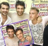 ¡Arrancan en abril! Conti reemplazará a Tomás Fonzi en la gira de Abracadabra (Fotos: Prensa)