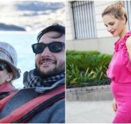 La primera foto de Sabrina Garciarena luciendo su incipiente pancita de 5 meses (Fotos: Instagram)