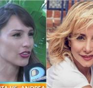 """La respuesta de Pampita a Andrea Ghidone: """"Le rendirá; yo no me meto con nadie y no le hago mal a nadie"""""""