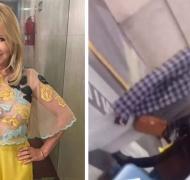 Soledad Silveyra se rompió el hueso apófisis odontoide y estuvo 25 días internada. Foto: Instagram.