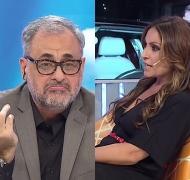 Jorge Rial y Marcela Tauro