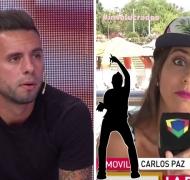 La reacción de Cinthia Fernández ante la postulación de Matías Defederico al Bailando