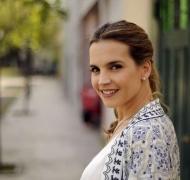 Sabrina Garciarena se sumó a los ensayos de El violinista en el tejado