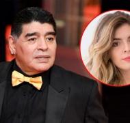 La nueva condición de Diego Maradona para asistir al casamiento de Dalma