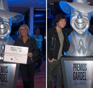 Se conocieron los nominados para los Premios Gardel 2018. Foto: Clarín.