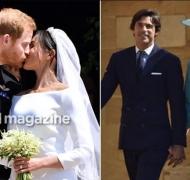 Mirá quiénes fueron los únicos argentinos invitados a la boda real