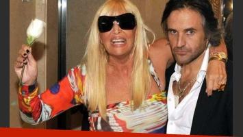 Susana Giménez y Jorge Rama, cuando eran pareja. (Foto: Web)