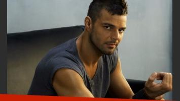 Ricky Martin no planea formalizar. Foto: Web.