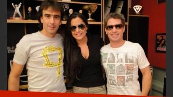 Larisa Riquelme participará en Bailando 2011. (Foto: prensa Ideas del sur)