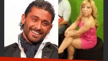 Hernán Piquín y la enana Noelia Pompa, pareja de Bailando 2011. (Fotos: Web)