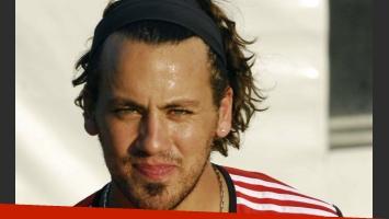 Cristian Fabbiani, en problemas. (Foto: Web).