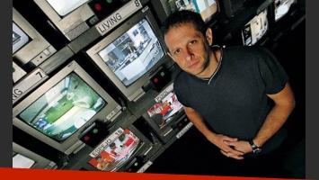 Marcos Gorban, el cerebro de Gran Hermano, hoy está lejos de los realities. (Foto: Web)