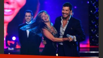 Marcelo Tinelli arrancó el Bailando 2011 con la presentación del jurado (Foto: Jorge Luengo).