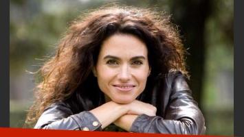 Florencia Raggi defendió a su marido. (Foto: Web).
