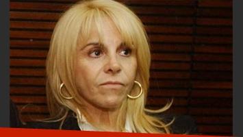 Claudia Villafañe, preocupada por la salud de su padre. (Foto: Web).