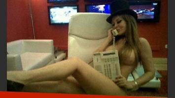 Graciela Alfano sigue provocando. (Foto:@alfanograce).