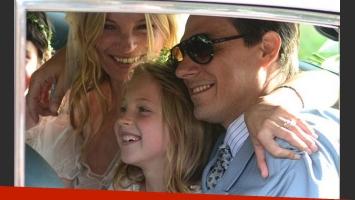 Kate Moss y Hince Jamie. (Foto: Web).