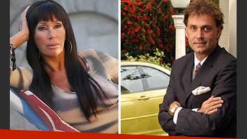Nueva batalla judicial entre Moria y su ex. (Foto: Web).