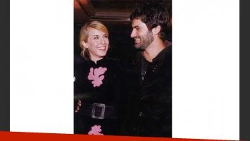 Carla Peterson Y Diego Balut, ¿Nuevo romance?. (Foto: Revista Gente).