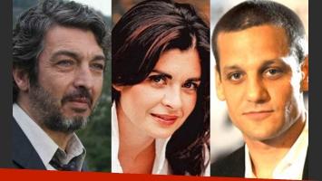 Darín, Villamil y de la Serna, algunos de los candidatos. (Foto: Web)
