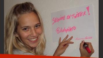 Luisana Lopilato, a punto de llegar al millón. (Foto: Web).