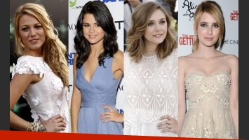 Blake podría ser Samantha; Selena Gomez, Charlotte; Elizabeth Olsen, Carrie, y Emma Roberts, Miranda.