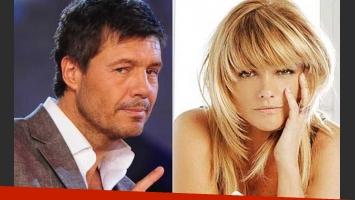 Marcelo y Araceli planean el regreso de la actriz a El Trece. (Foto: Web)
