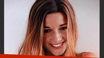 Micaela Breque, de conejita a novia del músico. (Foto: Web)