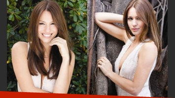 Carolina Pampita Ardohain. (Foto: revista Hola! Argentina)