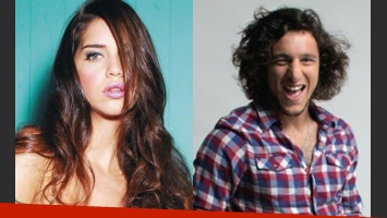 Zaira Nara y Pico Mónaco, ¿la nueva pareja del momento? (Foto: Web).