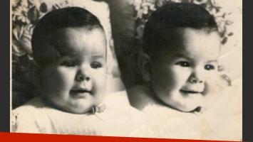 Dady subió una foto suya de bebé, comparándose con Felipe. (Foto: @dadybrieva)