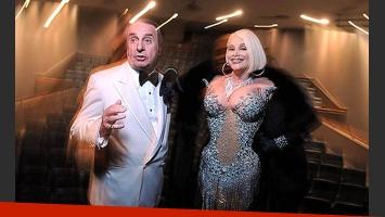 Santiago Bal y Carmen Barbieri. (Foto: Web)