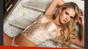 Alejandra Maglietti, esa rubia debilidad. (Foto: Maxi Didari - Ciudad.com)