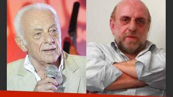 Gerardo Sofovich y Horacio Pagani, distanciados tras el levantamiento de Polémica en el bar.