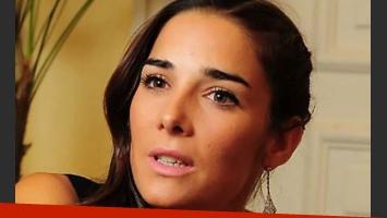 Juana Viale Debió ser internada de urgencia (Foto: Web).