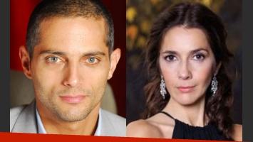 Joaquín Furriel y Cristina Pérez, ¿juntos? (Foto: Web).