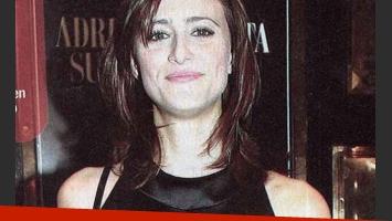 Monica Antonópulos no confirma embarazo, pero...