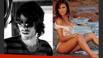 Silvina Luna está de novia con Manu Desrets, dee jay de 21 años. (Retoque digital: David Santamaría)