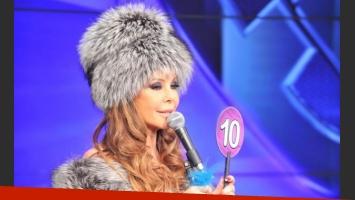 Graciela Alfano, la jurado preferida de Bailando 2011. (Foto: Ideas del Sur)