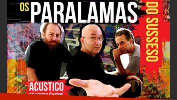 Ciudad.com te lleva al recital de Os Paralamas do sucesso