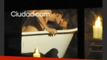 Penélope Cruz y Emile Hirsch protagonizan escenas hot en una bañera (Foto: Southern Press).