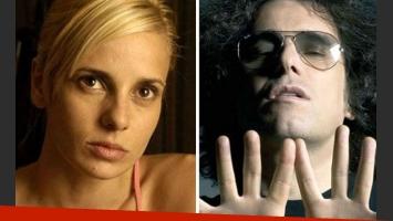 El divorcio Julieta Cardinali y Andrés Calamaro. (Foto: Web)