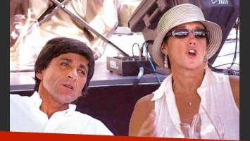 Marcos Gastaldi y Marcela Tinayre: pelea desmentida. (Foto: Web)